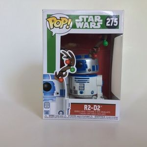 Star Wars Christmas R2-D2 Funko POP